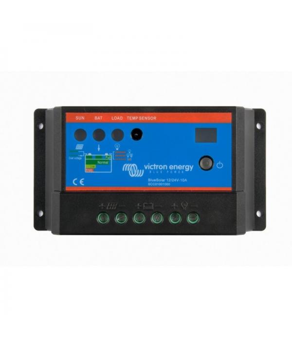 Incarcator solar 12V 24V 10A Victron Energy BlueSo...