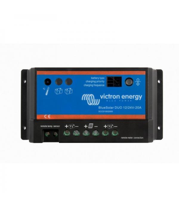 Incarcator solar 12V 24V 20A Victron Energy BlueSo...