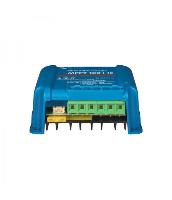 Incarcator solar 12V 24V 15A Victron Energy BlueSo...