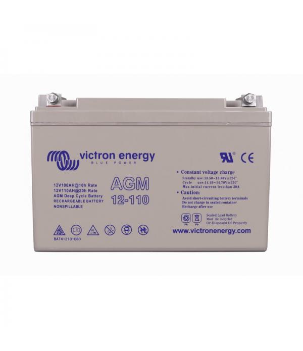 Victron Energy AGM Deep Cycle Batt 12V/110Ah