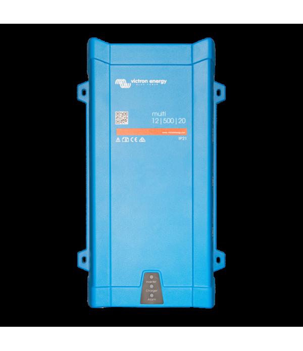 Invertor cu charger 12V 500W Victron Energy MultiP...