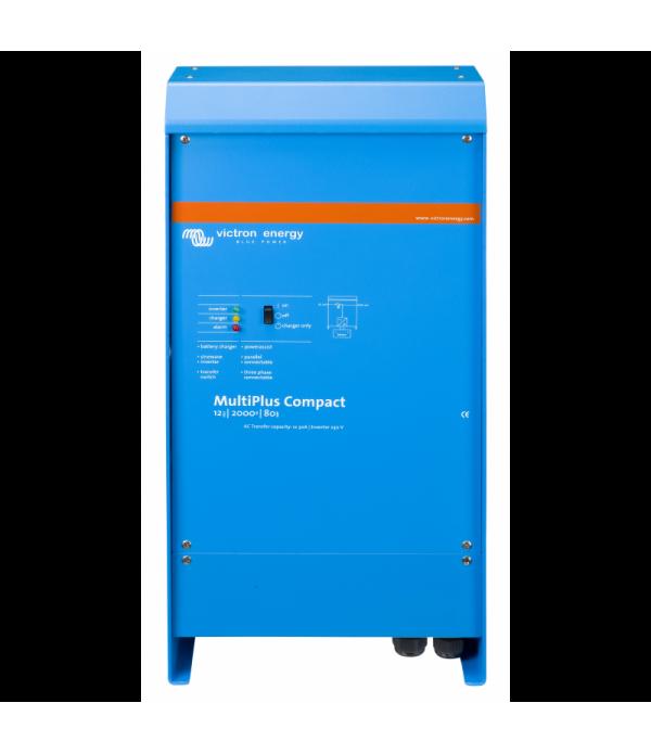 Invertor cu charger 12V 2000 W Victron Energy Mult...