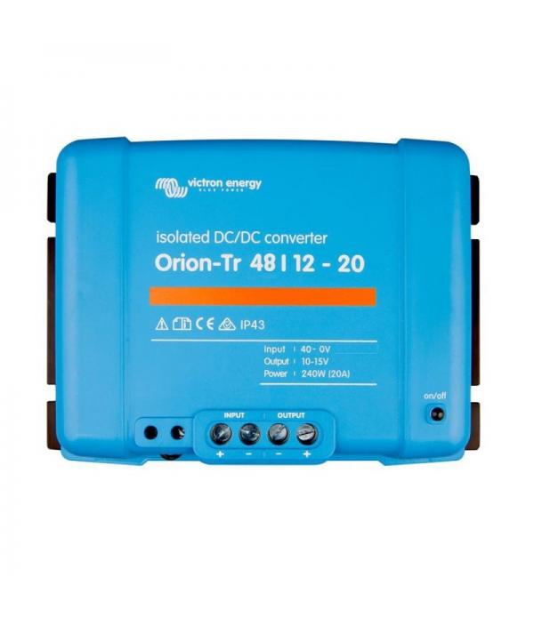 Convertor Orion-Tr 48/12-20A (240W)