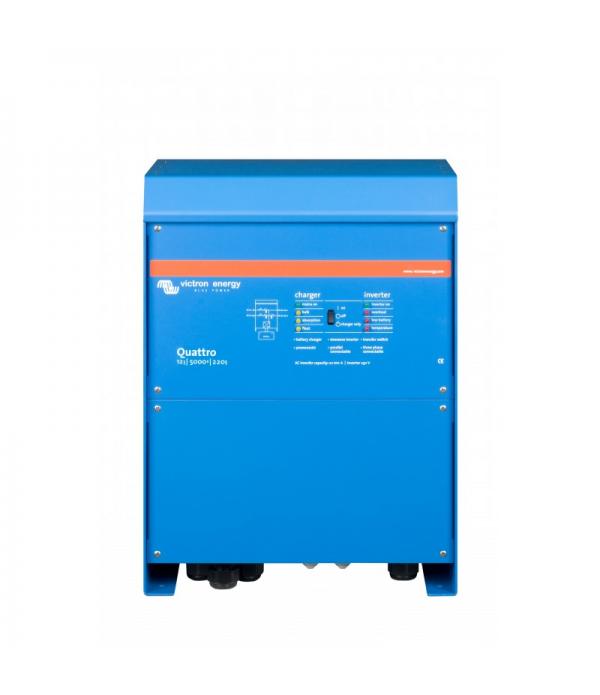 Invertor cu charger 12V 5000W Victron Energy Quatt...