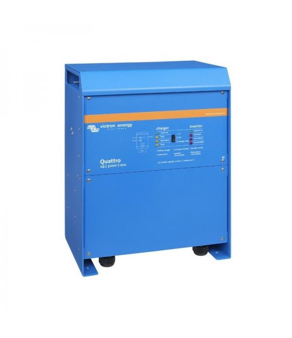 Invertor cu charger 24V 5000W Victron Energy Quatt...