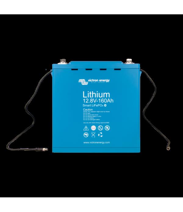 LiFePO4 battery 12,8V/100Ah - Smart