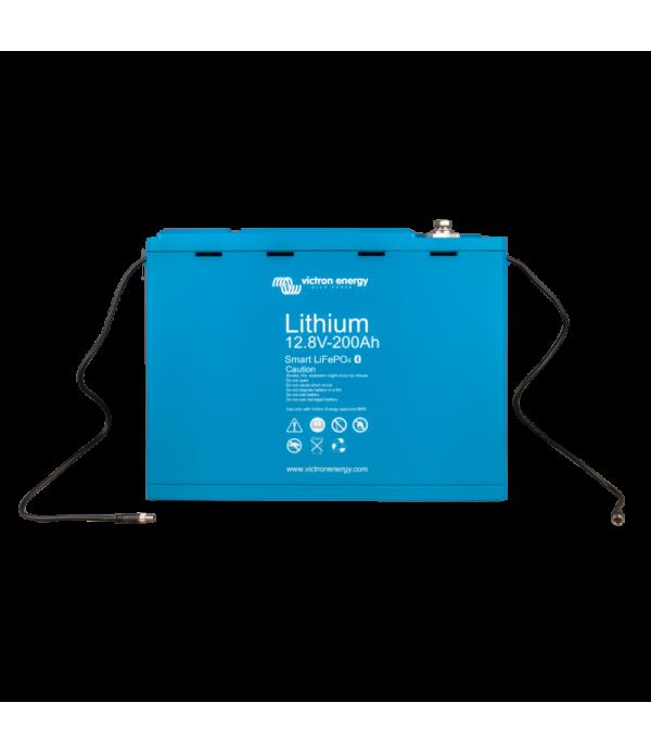 LiFePO4 Battery 12,8V/200Ah-a - Smart