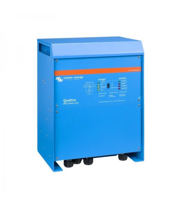 Invertor cu charger 48V 5000W Victron Energy Quatt...