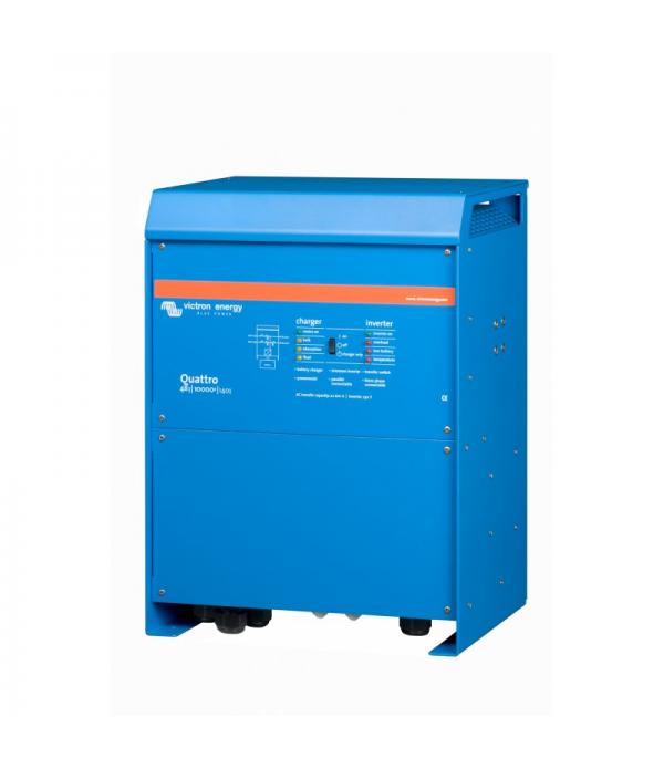 Invertor cu charger 48V 10000W Victron Energy Quat...