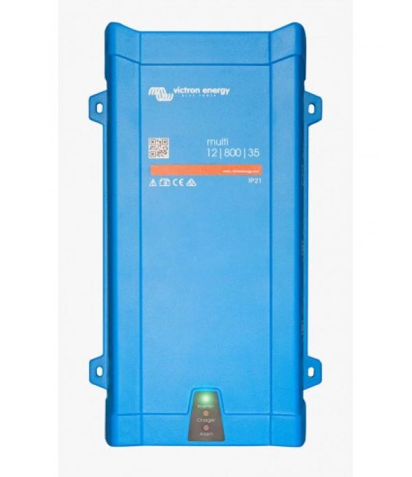 Invertor cu charger 12V 800W Victron Energy MultiP...