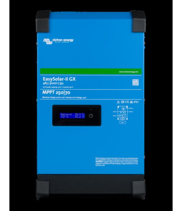 Invertor charger solar 48V 3000W Victron Energy Ea...