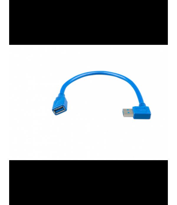 Cablu prelungitor USB cu un capăt în L Victron E...