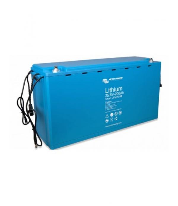 LiFePO4 Battery 25,6V/200Ah - Smart