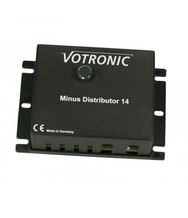 Distribuitor minus 14 intrari Votronic pentru 12 c...