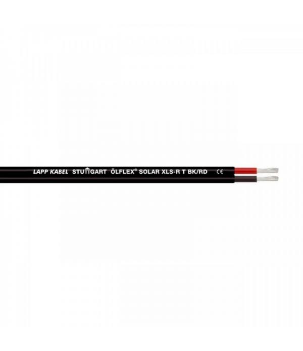 OLFLEX SOLAR XLS-R T 2x6 BK/RD