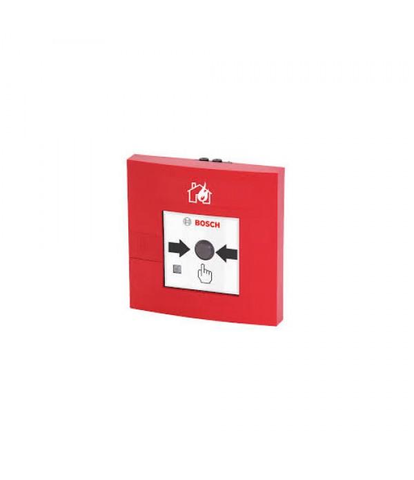 Buton adresabil cu geam Bosch FMC-210-DM-G-R