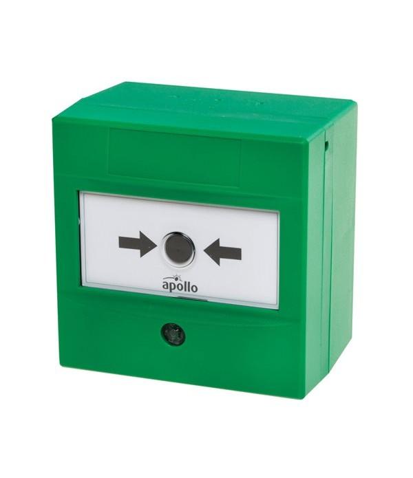 Buton adresabil Soteria verde, Apollo-SA5900-906AP...
