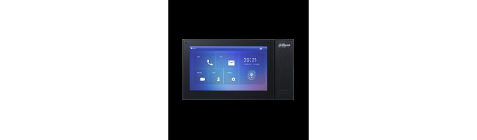 Videointerfon de interior IP Dahua VTH2421FB-P (ne...