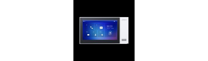 Videointerfon De Interior IP Dahua VTH2421FW-P (Al...