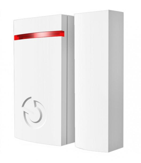 Mini contact magnetic wireless pentru usi si feres...