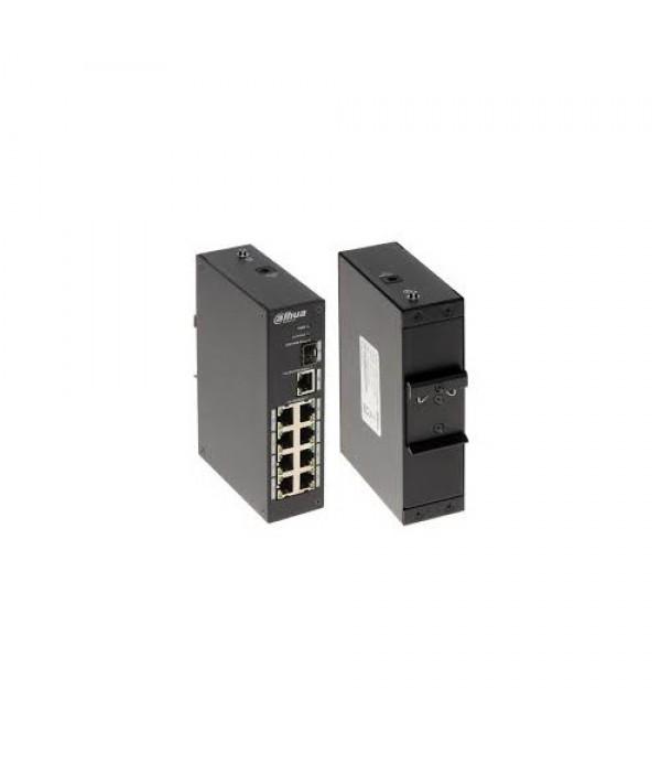 Switch cu 8 porturi Dahua PFS3110-8T