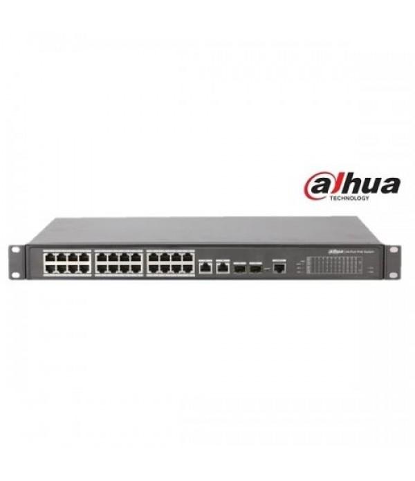 Switch cu 26 porturi POE PFS4226-24ET-240