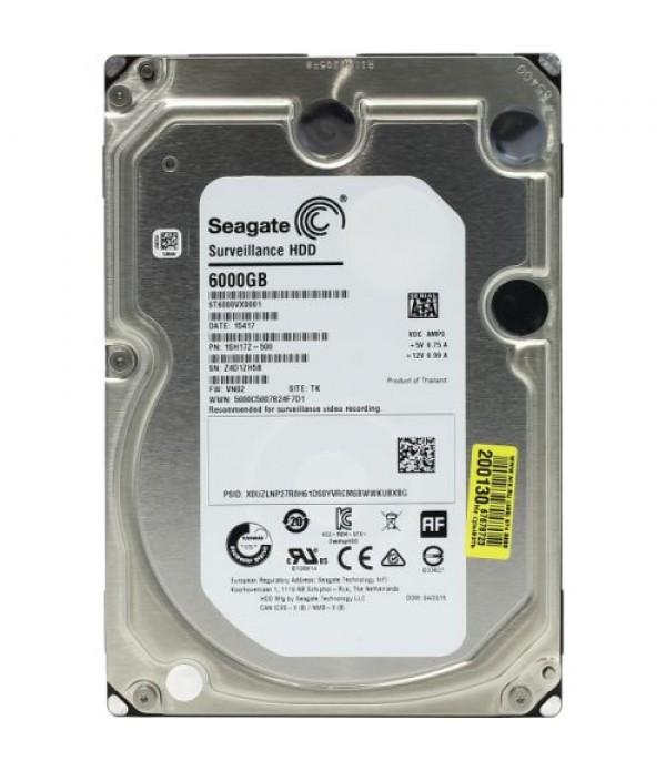 Hard Disk SEAGATE ST6000VX0001