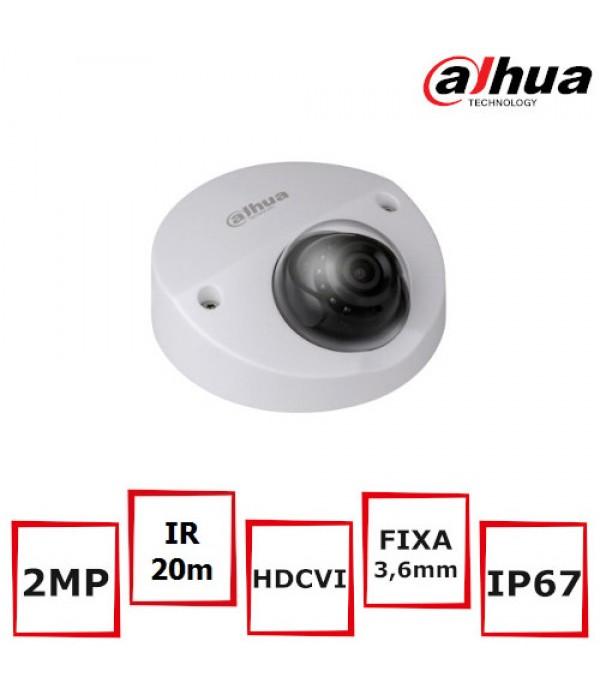 Camera supraveghere video Dahua HAC-HDBW2221F