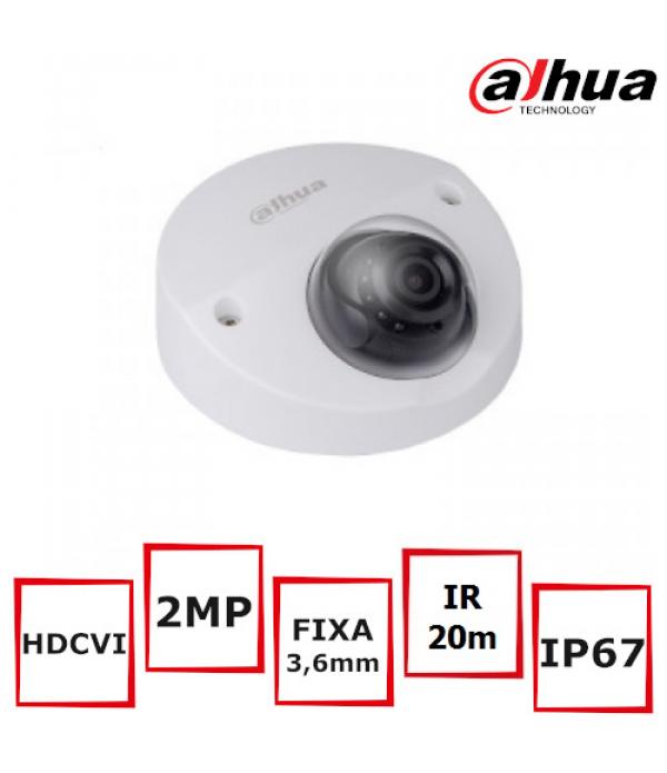 Camera supraveghere video DAHUA HAC-HDBW2241F-M-A