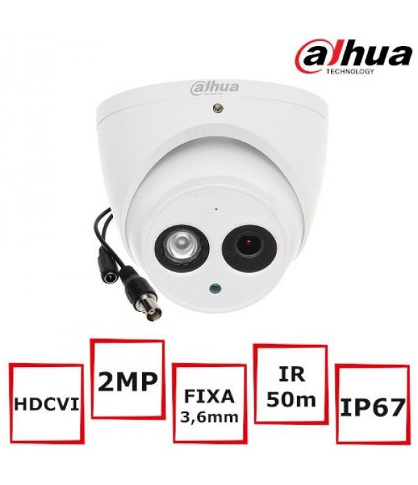 Camera supraveghere Eyeball DAHUA HAC-HDW1200EM-A