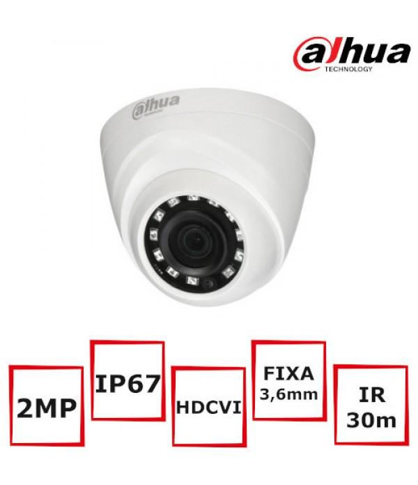 Camera supraveghere video Dahua HAC-HDW1200M-S3A