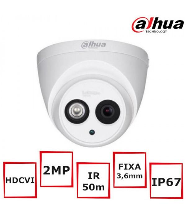 Camera supraveghere video Dahua HAC-HDW1220EM-A