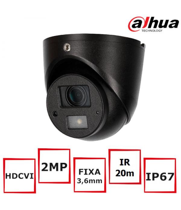 Camera supraveghere Eyeball DAHUA HAC-HDW1220G