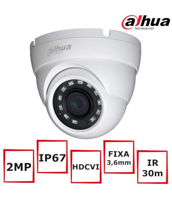 Camera supraveghere video Dahua HAC-HDW1220M