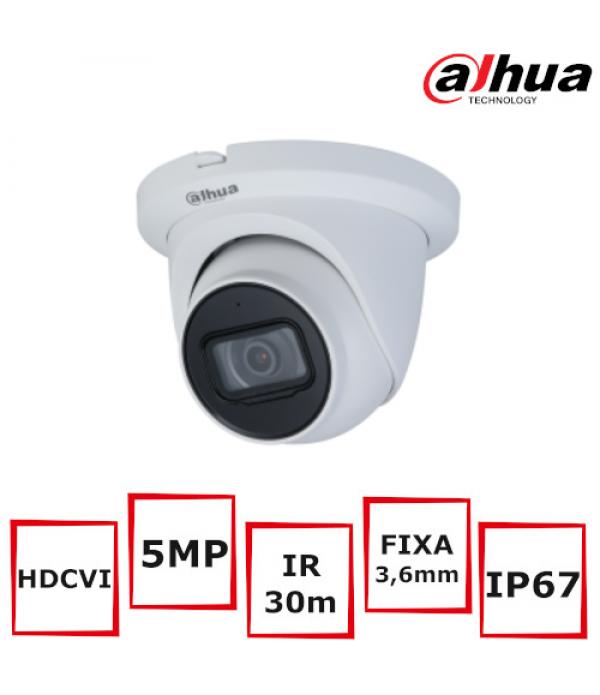 Camera supraveghere eyeball Dahua HAC-HDW1500TLMQ-...