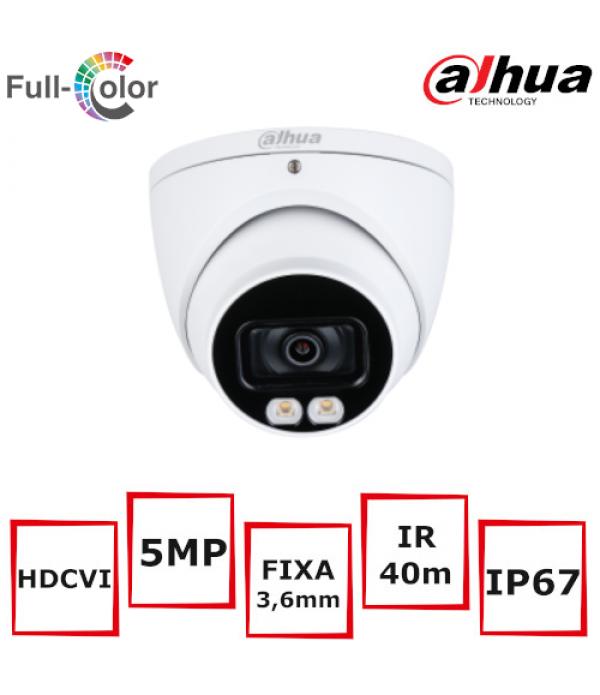 Camera supraveghere eyeball Dahua HAC-HDW1509T-A-L...