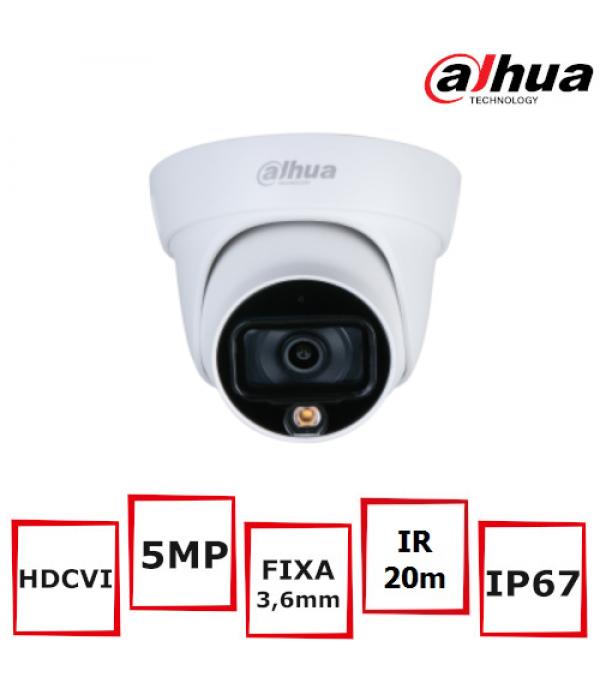 Camera supraveghere eyeball Dahua HAC-HDW1509TL-A-...