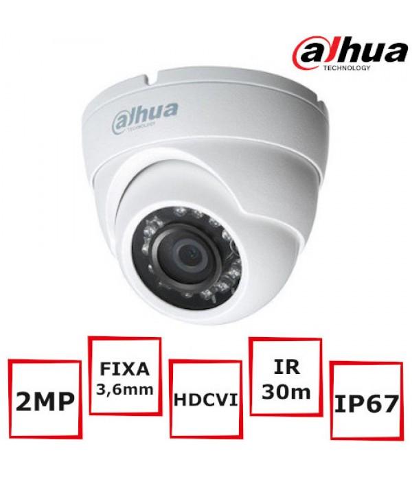 Camera supraveghere video Dahua HDCVI HAC-HDW2221M