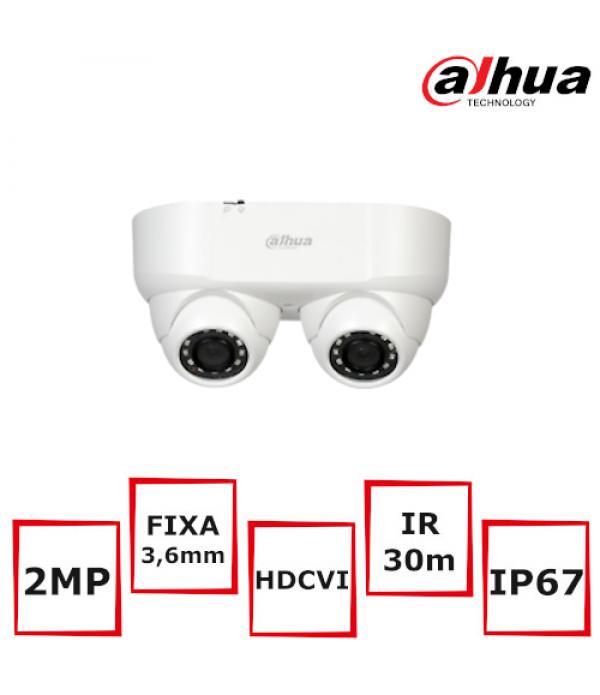 Camera supraveghere video Dahua HAC-HDW2241M-E2
