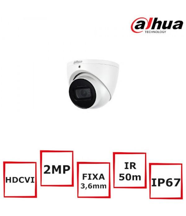 Camera supraveghere Eyeball Dahua HAC-HDW2241T-A