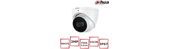 Camera supraveghere eyeball Dahua HAC-HDW2249T-A-N...