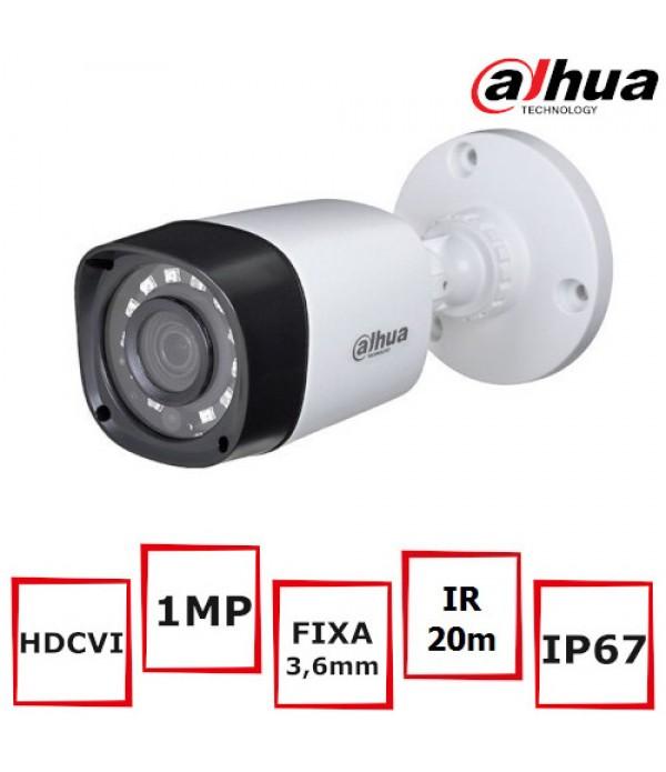 Camera supraveghere video Dahua HAC-HFW1100R-S3