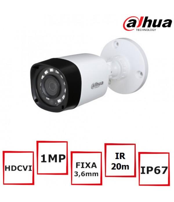 Camera supraveghere video  Dahua HAC-HFW1100RM-S3
