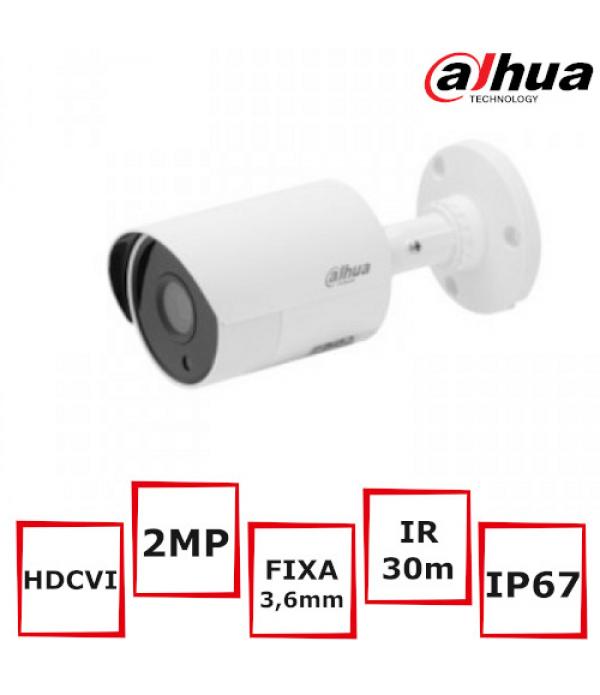 Camera supraveghere Bullet Dahua HAC-HFW1200S-POC