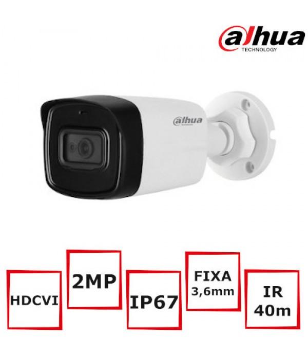Camera supraveghere Bullet Dahua HAC-HFW1200TL