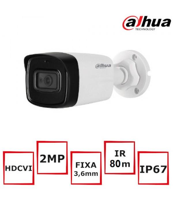 Camera supraveghere Bullet Dahua HAC-HFW1200TL-A