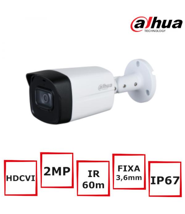 Camera supraveghere bullet Dahua HAC-HFW1231TLM-I6...