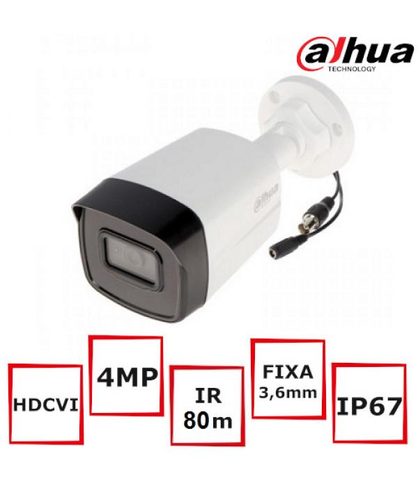 Camera supraveghere Bullet Dahua HAC-HFW1400TL-A