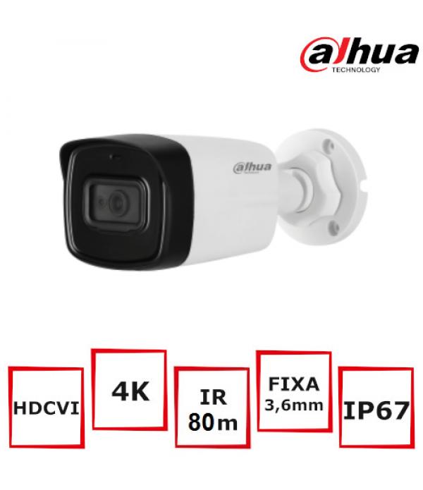 Camera supraveghere bullet Dahua HAC-HFW1800TL-A