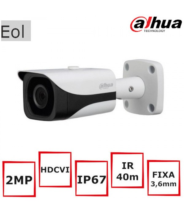 Camera supraveghere Bullet Dahua HDCVI HAC-HFW2221...